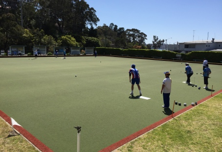 4 - East Gipps Bowls Div novice tournament with Mens semis
