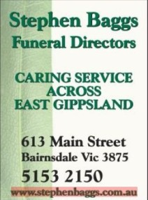 Stephen Baggs Funerals