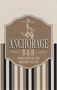 The Anchorage B&B