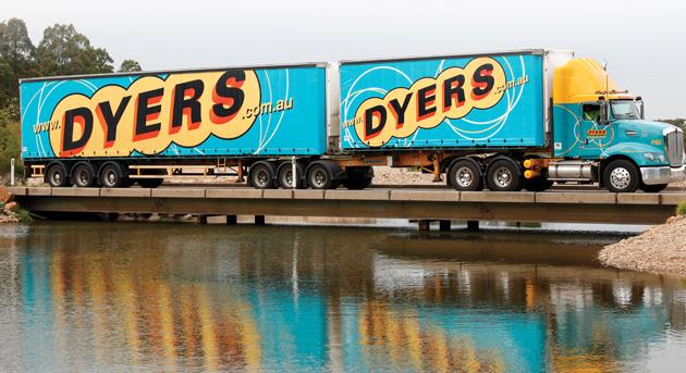 2 Dyers Transport