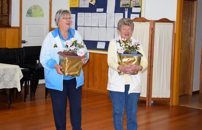 Dorothy Schroeder & June Beale